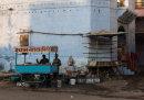 Street scene in Jodhpur