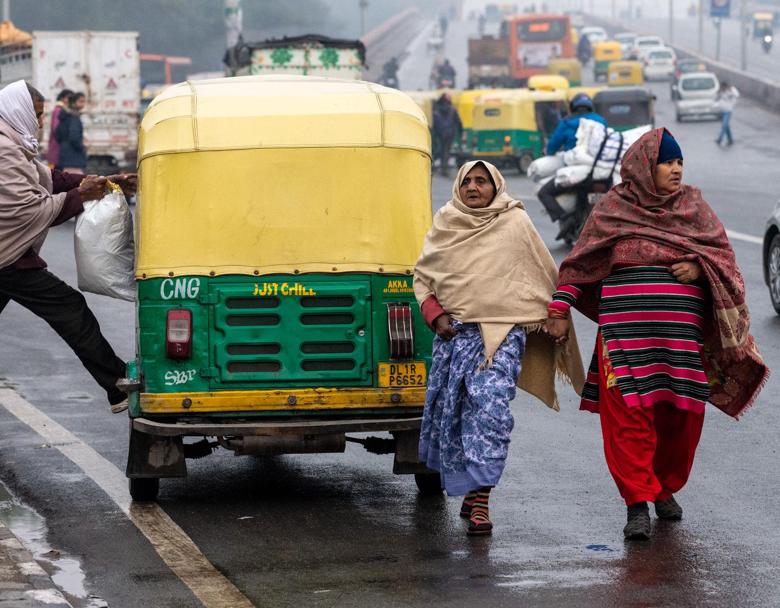 Kashmiri Gate, Delhi