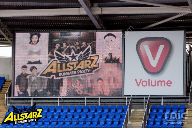 Allstarz summer party 2013