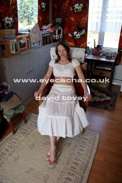 Natalie in Nan's Dolls House Room