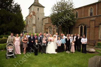 James & Mel - Married in London