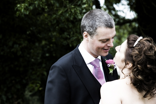 Martin & Tina. Married in Surrey