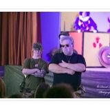 Active Man (Julian Jacobs) & Marines (George Bootle & Darren Clark).