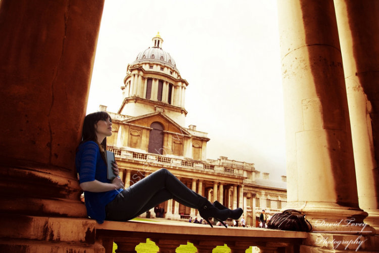 At the Naval College