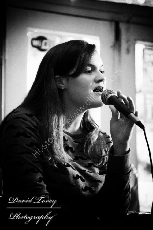 Natalie Moore, Open Mic at The Lobster Pot