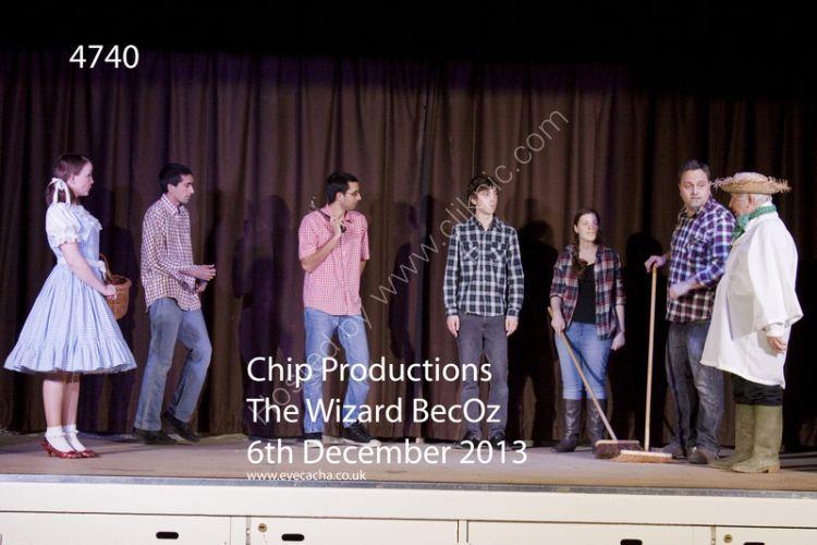The Wizard BecOz