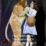 Dorothy and the Cowardly Lion