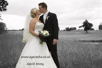 Jo & Fi married in Warwickshire.