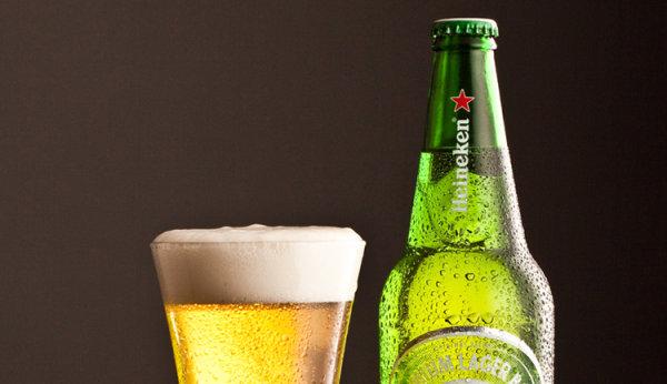 Heineken chilled Lager