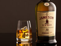 Jameson old Irish Whiskey
