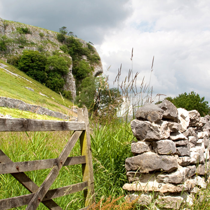 Kilnsey Crag Gate