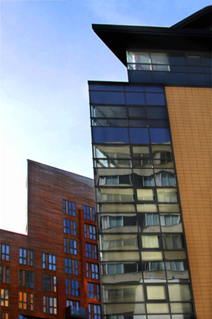 Offices and Apartments, Leeds