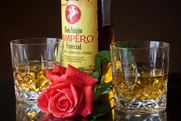 Pampero Rum.