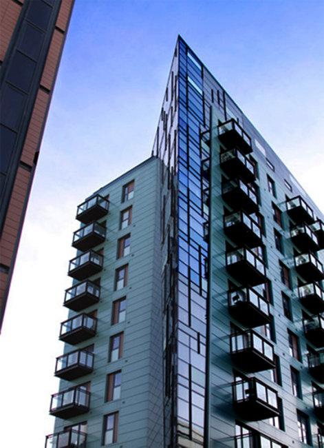 Riverside Apartments, Leeds