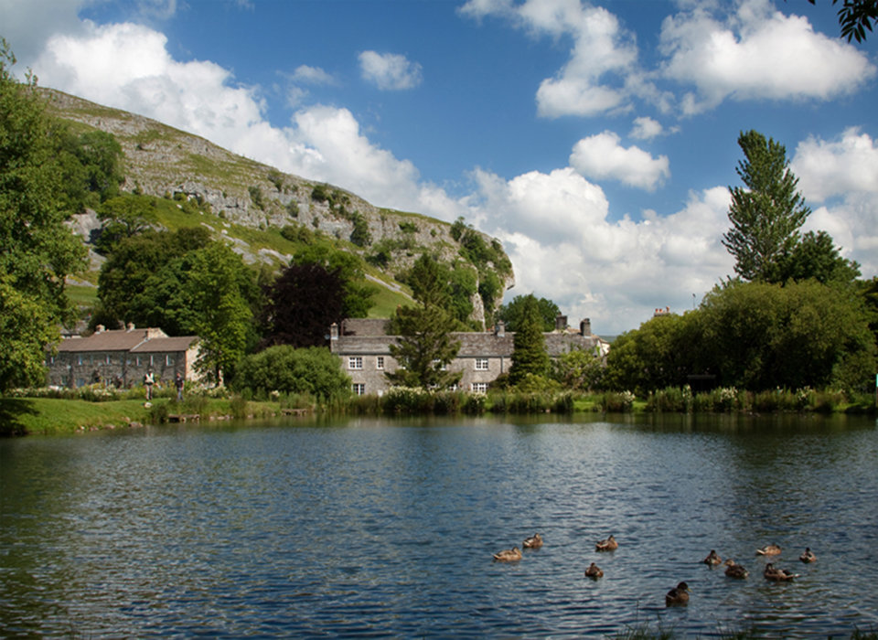 Trout Lakes at Kilnsey