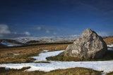 Winter Snow Melts on Malham Moor