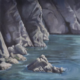 Flimston Bay rocks