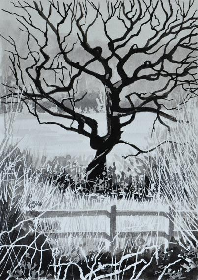 Ink Tree II