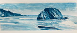 North Beach Rock, Tenby