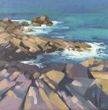 Rock Study - St Ives