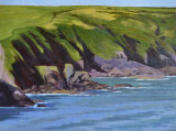 Summer at Stackpole