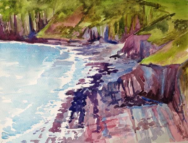 Swanlake Bay
