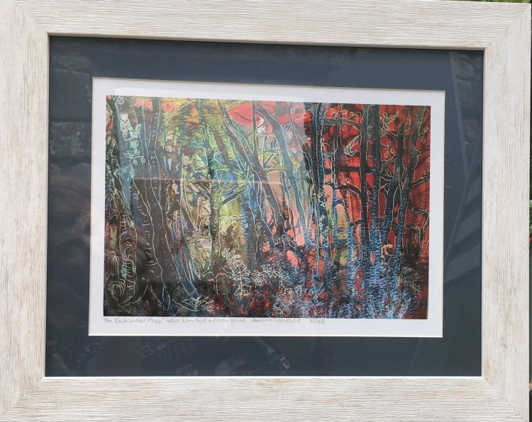 High quality Hahnemuhle print The Enchanted Place