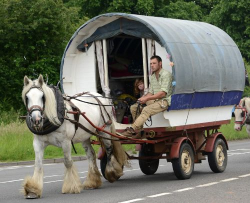 Travellers on the move
