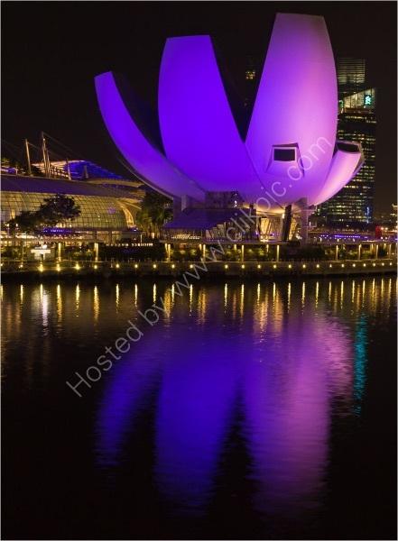 ART SCIENCE MUSEUM SINGAPORE by Brenda Howard