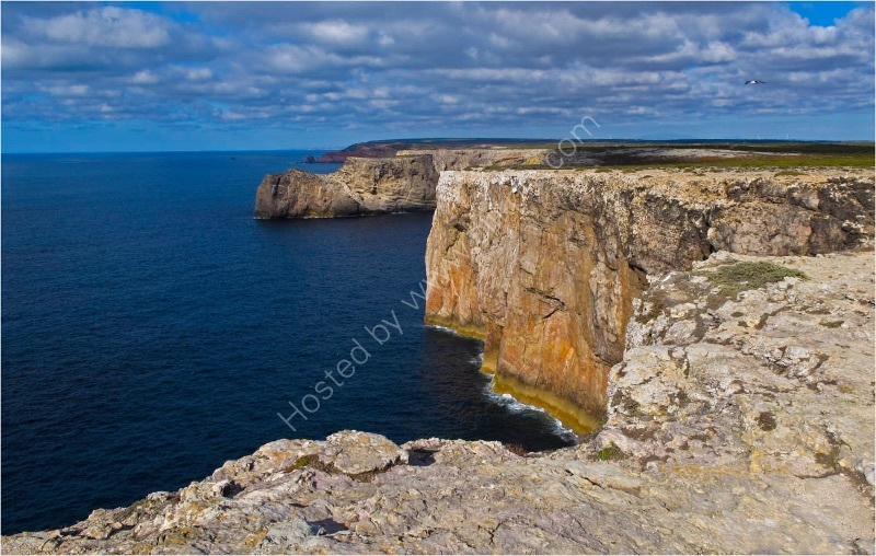 CAPE ST VINCENT by Mick Smith
