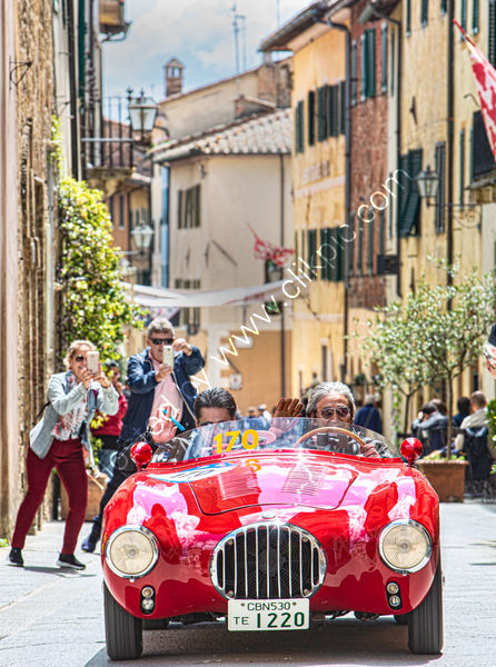CAPTURING THE MILLE MIGLIA by Ashley Franklin
