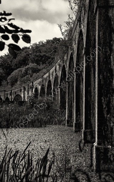 COALBROOKDALE VIADUCT by Mark Constable