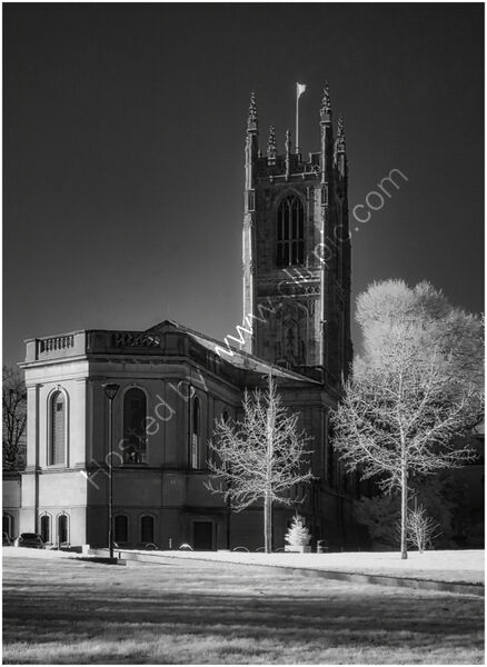 DERBY CATHEDRAL by Malcolm Sargent