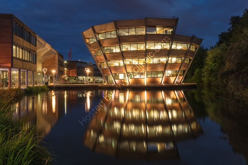 DJANOGLY LEARNING RESOURCE CENTRE by Mike Arblaster