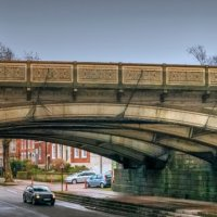 FRIARGATE BRIDGE by Malcolm Sargent