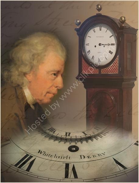 JOHN WHITEHURST CLOCKMAKER by Sue Swain