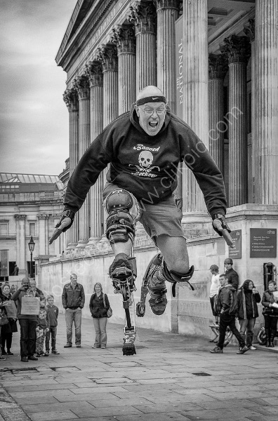 JUMPING JACK by Christine Maughan
