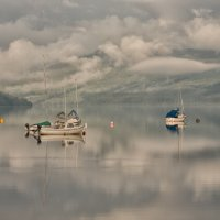 LOCH TAY REFLECTIONS by Nigel Seale