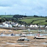 LOW TIDE by Gillian Foulds