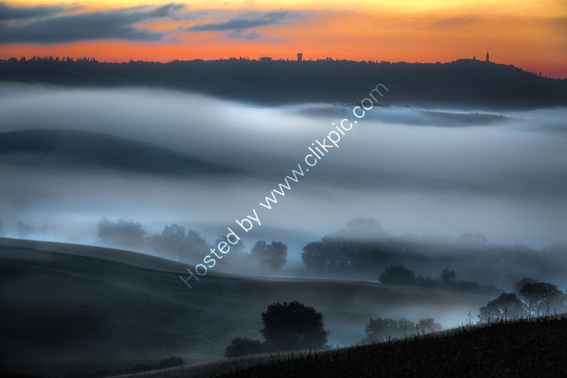 MISTY DAWN, PIENZA by Ashley Franklin