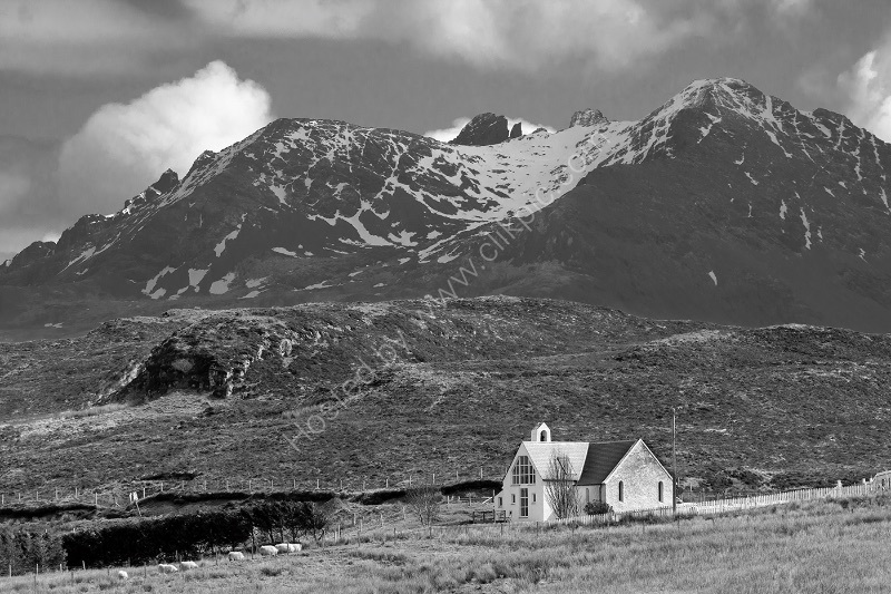 NEW HOUSE ON SKYE by Malcolm Neal