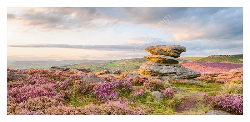 OVER OWLER TOR by Peter Ward