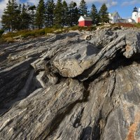 PEMAQUID POINT by Peter Dishart