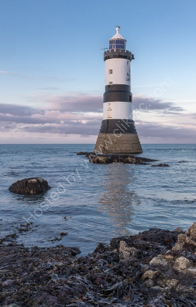 PENMON LIGHTHOUSE by Christine Maughan