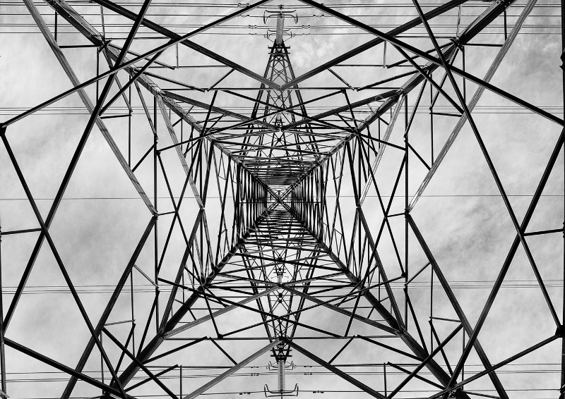 PYLON PATTERNS by Wayne Churchill