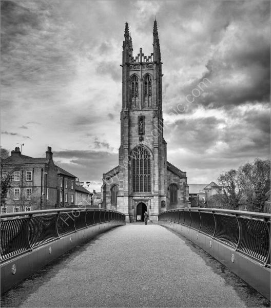 SAINT MARY'S CHURCH by Mike Arblaster