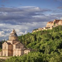 SAN BIAGIO CHAPEL, MONTEPULCIANO by Ashley Franklin