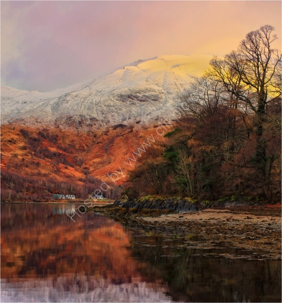 THE CALM BEFORE STORM DORIS by Jim Connolly