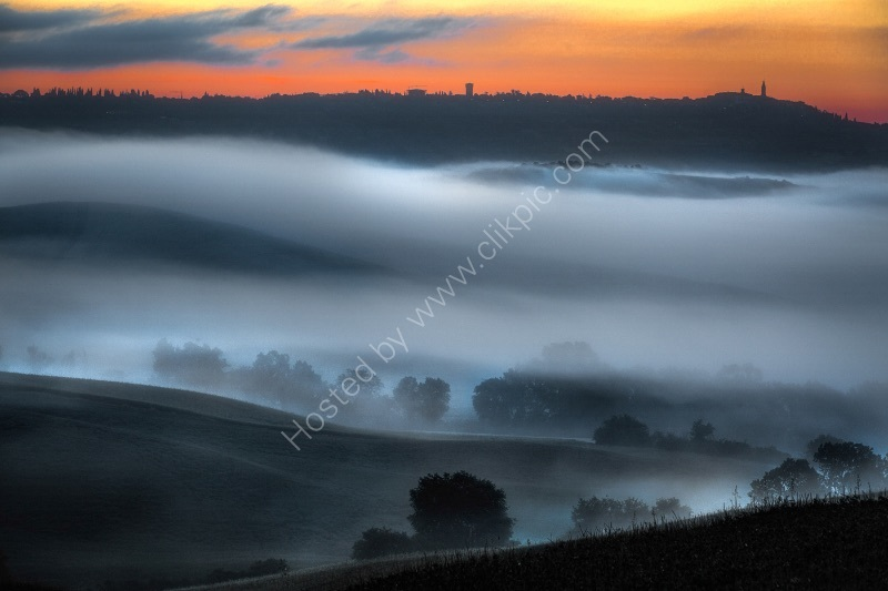 THE SWIRLING MIST by Ashley Franklin