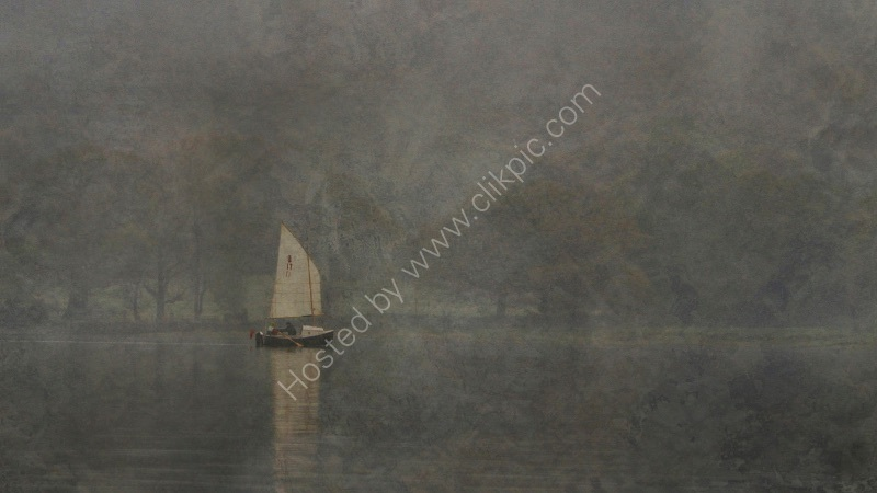 TRANQUIL SAILING by David White